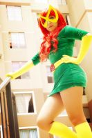 Jean Grey Asukita (1) by dashcosplay