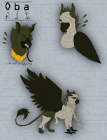 Oba [16 Souls OCT reference] by SpiderRen