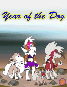 Year of the Dog by Arrowny18