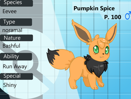 Pumpkin Spice Reference by RequiemStorm