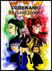 SM Reboot - Codename: Sailor Moon by silver-eyes-blue