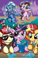 MLP Charity Commission Print by MaryBellamy