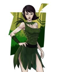 Ashi new outfit by Gearfreed
