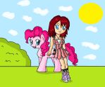 pony ride by ninpeachlover