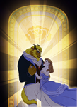 Beauty and the Beast by Twin-Sanity