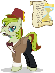 Voice of Reason (The 11th) by MLP-TrailGrazer