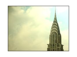 Chrysler Building by dekleene