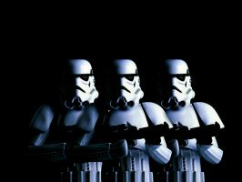 Stormtroopers by Vreckovka
