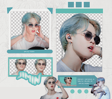 |JIMIN (BTS) PACK PNG| by sprxng-dream