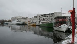 Harbour of Kuopio by Rovis2
