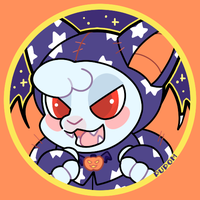 Beta |Halloween Icon| by pupom