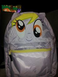 derpy backpack (part two) by Blazefire21