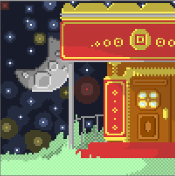 yay more pixel art but you can actually see it now by xXjustsomekiddoXx