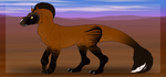 Red Siam Okapi By Dragon149-dcfbill by ReapersSpeciesHub