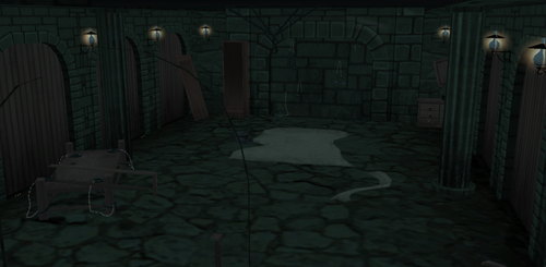 CM3D2 : Stage (SM Room) by Jalmod