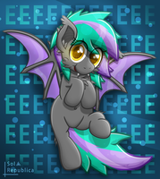 Bat Pony by Sol-Republica