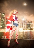 Macross Frontier - Sheryl Nome by Section8SG