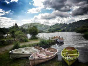 Rowboats at Faeryland