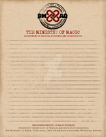 Magical Accidents Catastrophes Stationery by Niongi