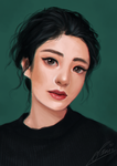 Photo study #2 by CrazyHorseXD