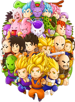 Dragon Ball FighterZ by Ry-Spirit
