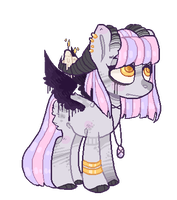 Pony | Auction | Open by Spacei-Adopts