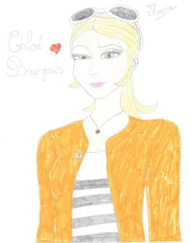 Chloe Bourgeois by Astrogirl500