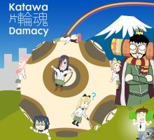 Katawa Damacy (Redone) by fretless94