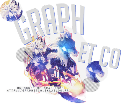 Graph et Co by Rioko-Sakura
