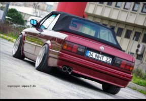 BMW E-30 Alpina - 3 by rugzoo