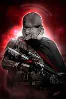 Captain Phasma by JasonsimArt