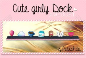 Cute Girly Dock by PelushitaPetisuit