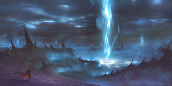 Cataclysm by ShahabAlizadeh