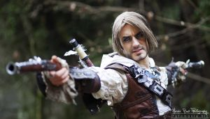 Take What's Ours - Edward Kenway Cosplay by Leon C by LeonChiroCosplayArt