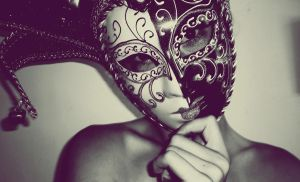Masquerade With Duality. by MaxNasty