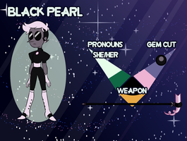TG | Black Pearl by undercoverghost