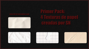 Pack Textures Paper SN by SN-Art