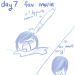 day 7 favourite movie by OMGProductions