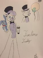 Sister Location: Funtime Freddy by JackJack2017