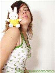 luvin miffy 02 by Miffy-fans