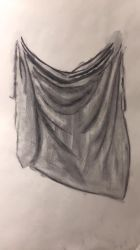 Fabric Drawing Practice #1 by Jellyfish-Magician