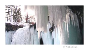 Through Ice by fablehill