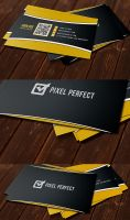 Free Psd Business card by maruf1