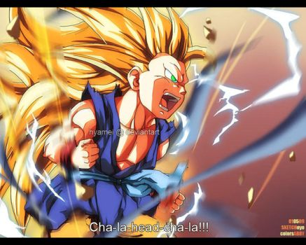 dragonball GT by uyow