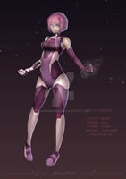 #20180831 - PILOT.DROID 805 (Full body ver.) by AshesMemo