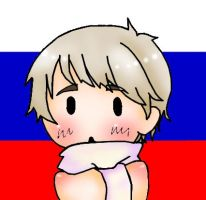 Hetalia Axis Powers Series: Russia by geekypnai