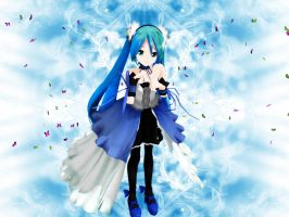MMD Lat Miku 2020 - Project Diva - DL by YamiSweet