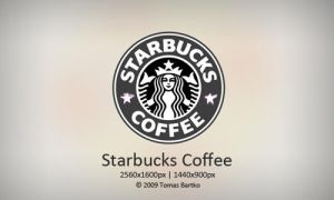 Starbucks Coffee by optiv-flatworms