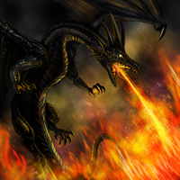 Dragon Fire by Efirende