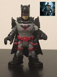 DC Custom (Flashpoint / Batman) by 2count